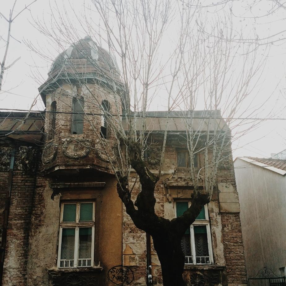 Snapshots of Belgrade