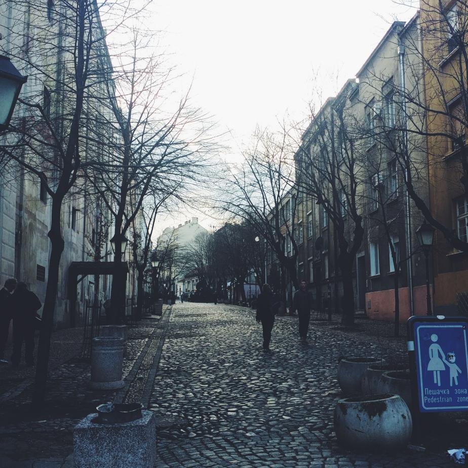 Knez Mihailova, Belgrade's main pedestrian street
