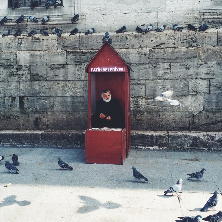 Snapshots of Istanbul
