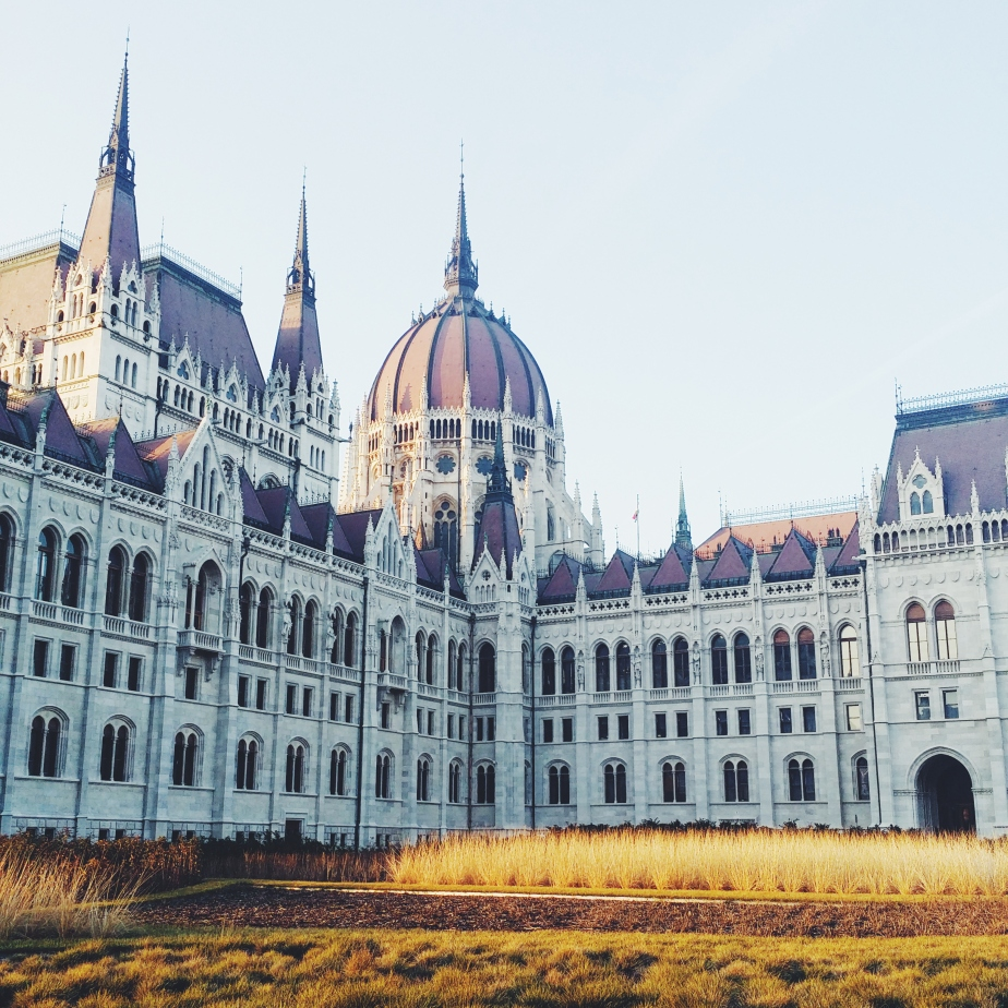 Snapshots of Budapest