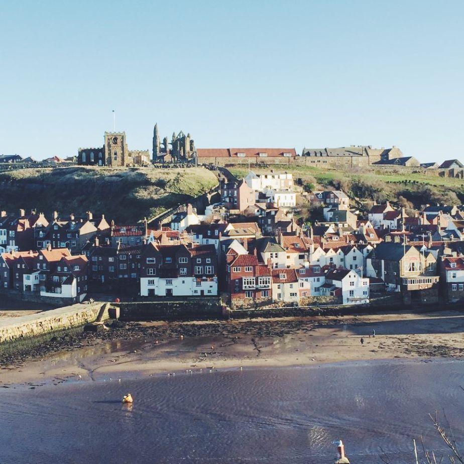 Snapshots of the North YorkshireCoast