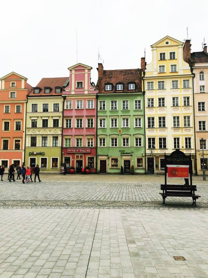 Snapshots of Kraków