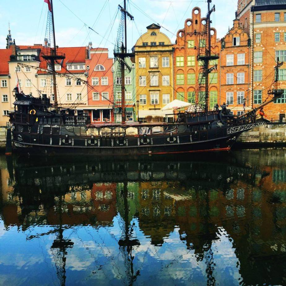 Snapshots of Gdansk