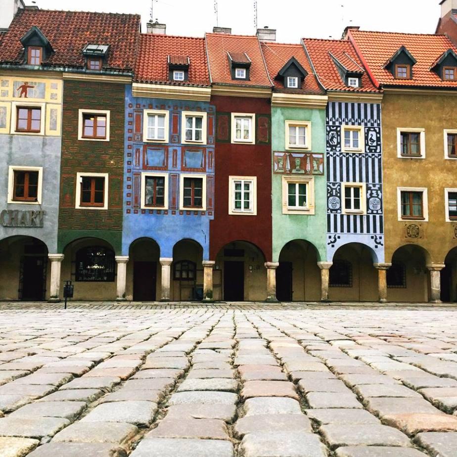 Snapshots of Poznan